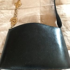RARE!  Anne Klein leather purse